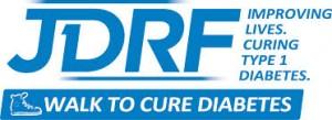 jdrf walk logo